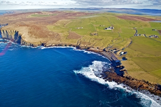 EMEC Billia Croo wave test site (Credit Colin Keldie)