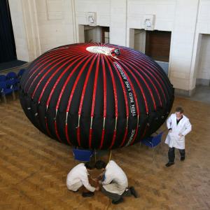 Nottingham University's Energy Bag
