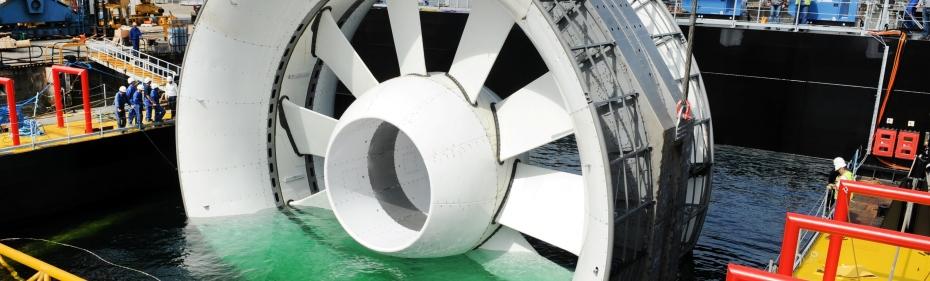 International projects : EMEC: European Marine Energy Centre