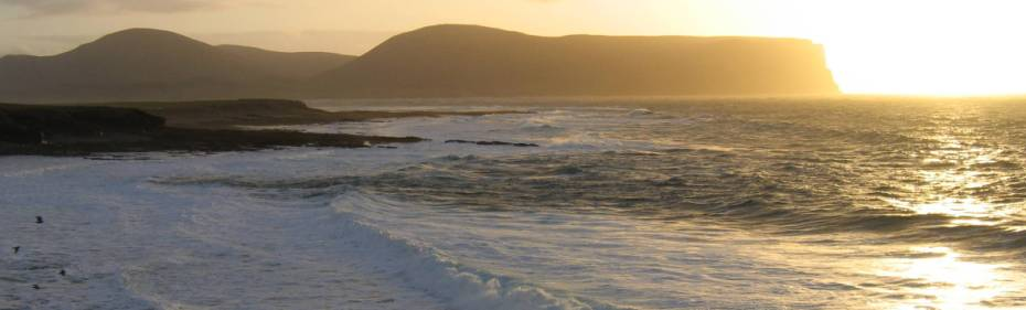 Billia Croo wave test site