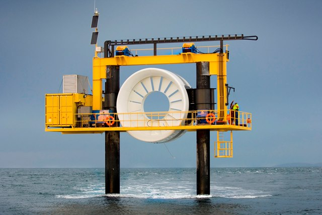 Open Hydro : EMEC: European Marine Energy Centre
