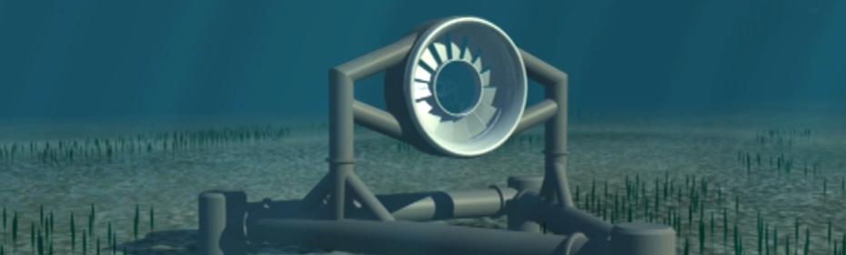 Subsea turbine