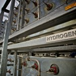 EMEC hydrogen storage cylinders (Credit Colin Keldie)