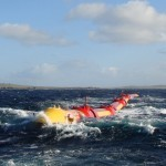 ScottishPower Renewables' P2 wave energy converter