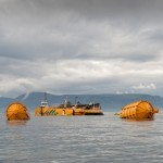 Wello's Penguin wave energy converter