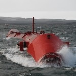 Pelamis Wave Power P1 wave energy converter