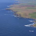 view of Billia Croo, EMEC wave test site (Image Aquatera)