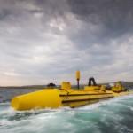 SR250 tow trials (Image Scotrenewables Tidal Power Ltd)