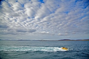 Orkney Vessel Trials project (Credit: Aquatera)