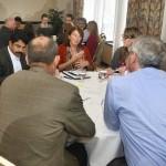 Delegates to the International test centre workshop 2014