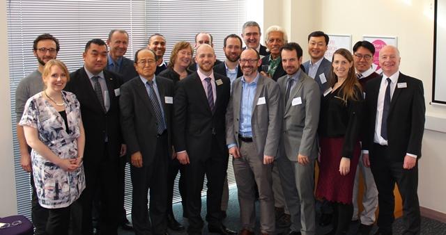 International WaTERS workshop delegates, ICOE 2016