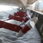 Tocardo turbines (Credit: Tocardo)