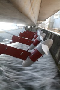 Tocardo turbine (Credit: Tocardo)