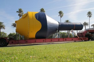 CorPower's half-scale WEC (Credit CorPower Ocean)