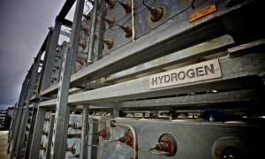 EMEC hydrogen storage cylinders (Credit, Colin Keldie)