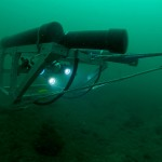 Towed underwater video array (Credit Matthew Witt)