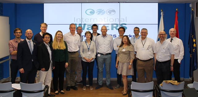 Delegates at the 4th International WaTERS workshop