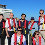 International WaTERS delegates from France, Netherlands, US and UK visit PLOCAN
