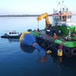 CorPower C3 WEC deployment at EMEC Scapa Flow site (Credit CorPower)