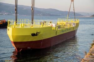 OCEAN_2G Magallanes platform - the ATIR  (Credit: Magallanes)
