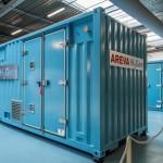 AREVA H2Gen Electrolyser (Credit AREVA H2Gen)