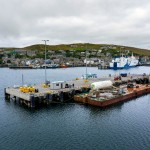 Microsoft data centre pressure washed following retrieval from EMEC test site in Orkney (Credit Microsoft)