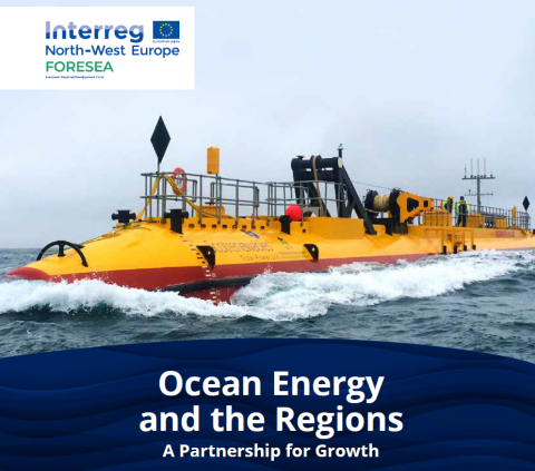 FORESEA publication | Ocean Energy and the Regions: a partnership for growth