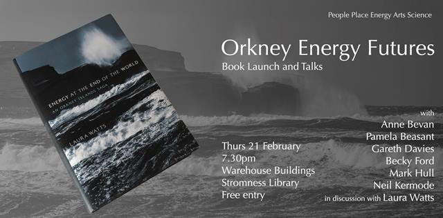 Orkney Energy Futures: Book Launch