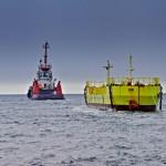 Magallanes Renovables ATIR installation (Credit Colin Keldie, courtesy Ocean_2G)
