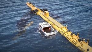Orbital Marine Power O2 tidal device (Credit: Orbital Marine Power)