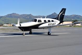 ZeroAvia Piper M class six seater aircraft (credit ZeroAvia)314