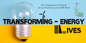 ECO Congregation Scotland | Annual Gathering  @ Gate Church International