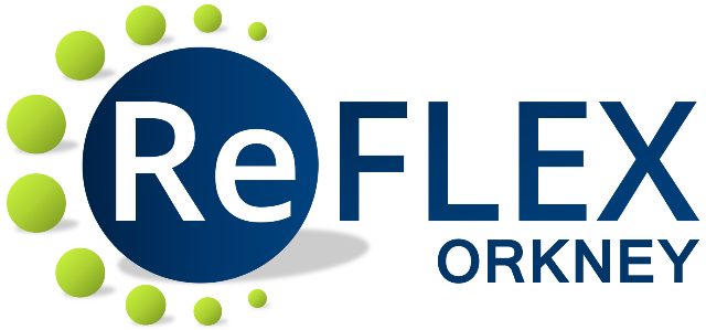 ReFLEX Orkney logo