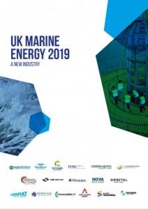 UK Marine Energy 2019
