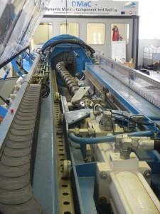 Dynamic Marine Component test rig (Credit Exeter Uni)