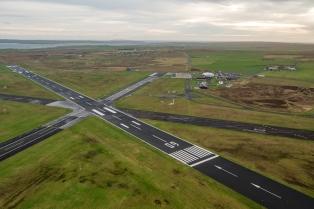 Kirkwall Airport (Credit HIAL) 314
