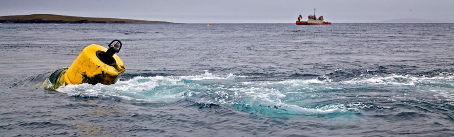 Mooring at EMEC Fall of Warness tidal test site (Copyright Colin Keldie, Courtesy Ocean_2G) (5)web3