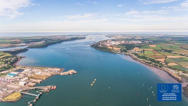 Haven Waterway (Credit Marine Energy Wales)