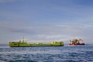 Magallanes Renovables ATIR tidal turbine at EMEC test site (Credit Colin Keldie)