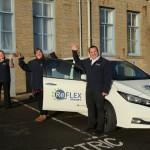 ReFLEX customer services team (Credit ReFLEX Orkney)