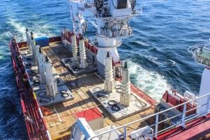 Seabased Generator Transportation for Installation 1