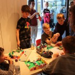 Stromness Shopping Week, EMEC lego building competition