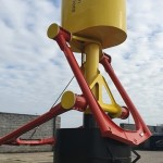 Dublin Offshore mooring load reduction device onshore (Credit Dublin Offshore)
