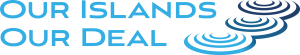 Our Islands Our Deal Logo