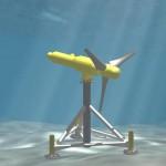 Alstom 1MW turbine