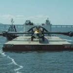Orbital O2 launched into water in Dundee (Credit Orbital Marine Power)
