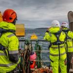 Mocean Energy deploy Blue X at EMEC Scapa Flow wave energy test site (Credit Colin Keldie) 27